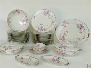 Service Vaisselle Porcelaine : service de table 1930 vaisselle maison ~ Teatrodelosmanantiales.com Idées de Décoration