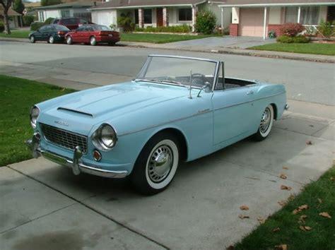 1964 Datsun Fairlady by 1964 Datsun Fairlady 3 Seater Roadster Datsun Roadster
