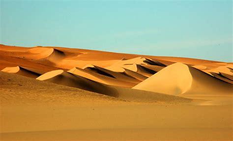 Deserto del Maqteir - Un delle zone più disabitate della ...