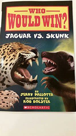 win jaguar  skunk  jerry pallotta