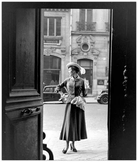 Vintage Black and White Photos of Paris