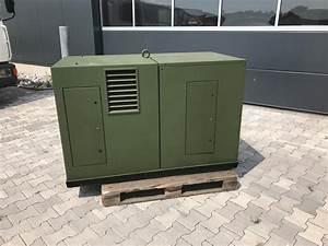 Diesel Generator Set With Canopy 15 Kva