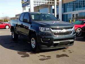 Used Chevrolet Colorado With Manual Transmission For Sale