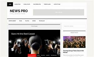 7 best google adsense optimized wordpress themes of 2018 for News aggregator template