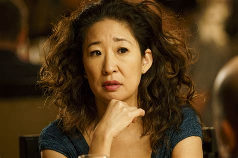 sandra oh on killing eve killing eve sandra oh on hunting down an assassin collider
