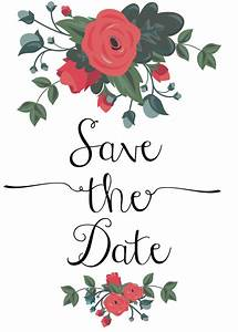 Save The Date Clipart | New Calendar Template Site