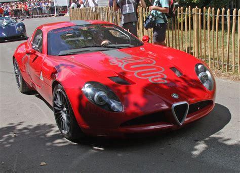 Alfa Romeo Tz3 Corsa By Zagato