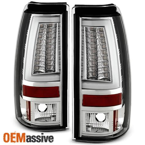 2006 silverado led lights 2003 2006 chevy silverado gmc 1500 2500hd 3500