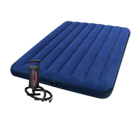 intex air mattress walmart intex downy air mattress with mini walmart ca