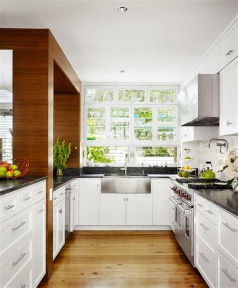 id馥 cuisine ouverte aménager une cuisine 40 idées pour le design magnifique