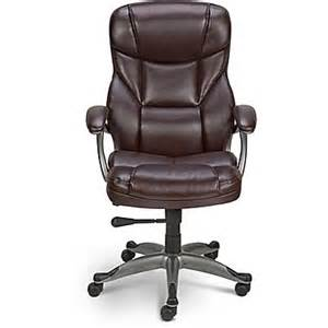 staples 174 osgood bonded leather manager s high back chair