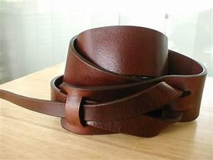 Handmade Leather Belts Without Metal Handmade Jewlery