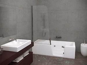Baignoire Douche Balneo : photos de douches en acrylique douches et baignoires com ~ Melissatoandfro.com Idées de Décoration