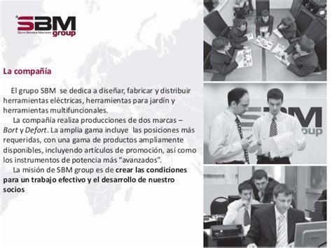 Presentación De Sbm Group
