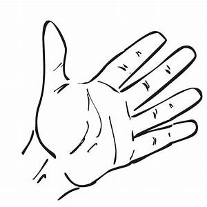 Feel Hand Clipart