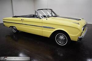 1963 Ford Falcon Convertible Power Top 170 3 Speed Manual