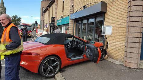 Latest Car Accident Of Jaguar F Type
