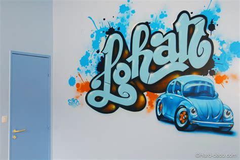 chambre graffiti graffiti chambre voiture coccinelle vw jpg 1200 800