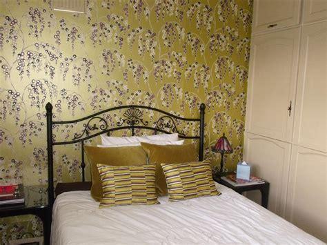 Goldene Tapete Schlafzimmer by Gold Bedroom Design Ideas Photos Inspiration