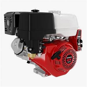 3d Honda Gx390 Engine Parts