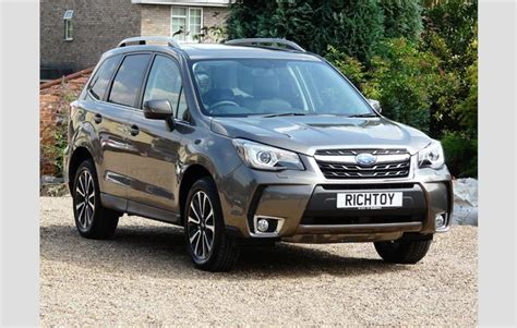 subaru forester  xt lineartronic  limited edition