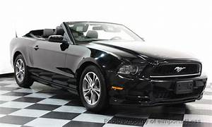 2014 Used Ford Mustang CERTIFIED MUSTANG V6 PREMIUM CONVERTIBLE at eimports4Less Serving ...