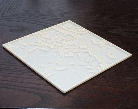touch mapper  printed tactile maps   visually