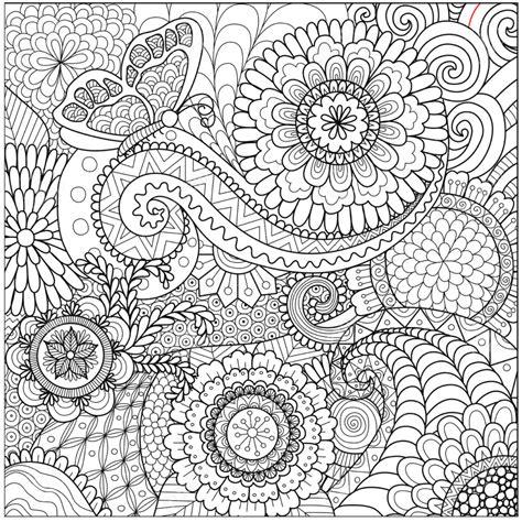 disegni da pitturare per adulti disegni da colorare difficili per adulti mandala con