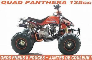 Quad 125cc Panthera : quad panthera 125cc quad pour adolescents et adultes neo motors ~ Melissatoandfro.com Idées de Décoration