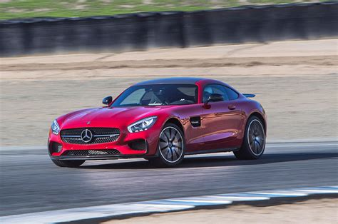Review Mercedes Amg Gt by 2016 Mercedes Amg Gt S Review