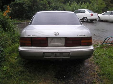 1992 lexus ls400 used 1992 lexus ls400 photos 4000cc gasoline fr or rr