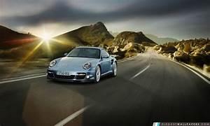 Porsche 911 Turbo S  Fond D U0026 39  U00e9cran Hd  U00e0 T U00e9l U00e9charger