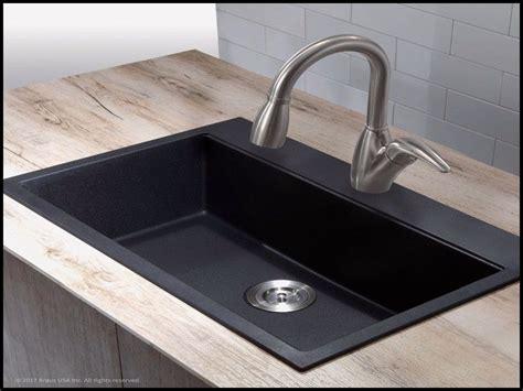 kindred kitchen sinks reviews kindred undermount granite kitchen sinks wow