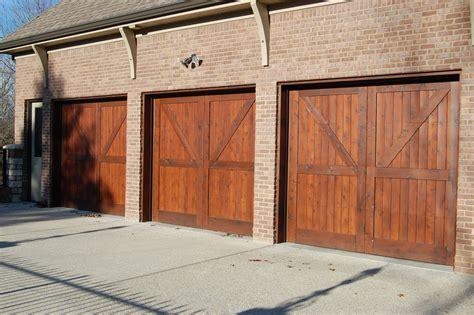custom carriage doors cunningham door window