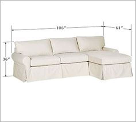 Pottery Barn Grand Sofa Dimensions by 1000 Images About Sofa Shopping On Small