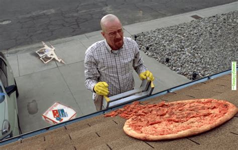 drone pizza delivery in a distorting mirror fpvtv