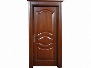 Porte D Intérieur Sur Mesure : porte en bois massif exterieur ~ Dailycaller-alerts.com Idées de Décoration