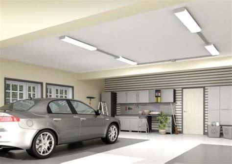 best lights for garage ceiling choosing the right type of garage lighting elliott spour