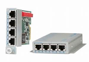 4 Port Gigabit Switch