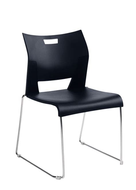 global duet armless stacking chair 6621 1