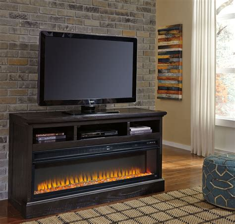 entertainment center with fireplace insert sharlowe entertainment center with wide fireplace insert