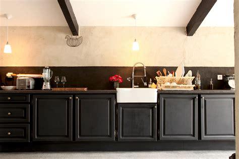 relooking cuisine bois relooking de cuisine rustique le bois chez vous