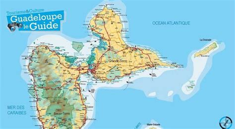 Carte Geographique Du Monde Guadeloupe by Guadeloupe Carte Du Monde Voyages Cartes