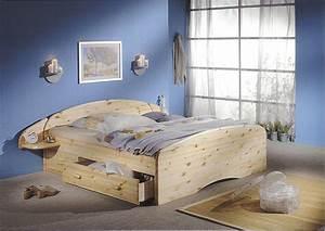 Bett Mit Komforthöhe : bett mit schubladen echtholz kiefer massiv kiefern m bel fachh ndler in goslar ~ Indierocktalk.com Haus und Dekorationen