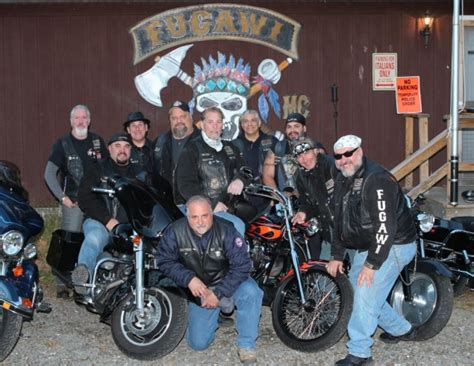 Fugawis Don't Fit The Biker Stereotype