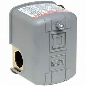 Pressure Switch For Well Pump  Amazon Com