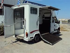 2 Chevaux Occasion : camion transport chevaux 2 places occasion location auto clermont ~ Medecine-chirurgie-esthetiques.com Avis de Voitures