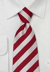 Rot Weiß Gestreift : kinder krawatte rot wei gestreift lacravate ~ Markanthonyermac.com Haus und Dekorationen