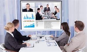 Audio and Video Conferencing - virtual meetings made easy
