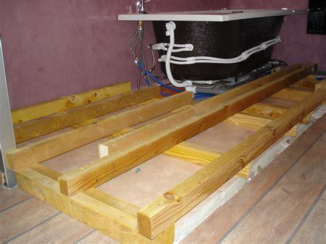 fabriquer un meuble de cuisine estrade pour baignoire obasinc com